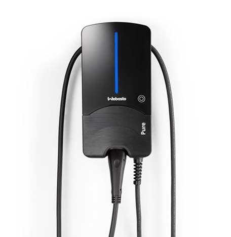 Webasto Pure Ladeboks 11-kW